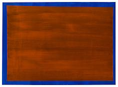<i>Shear No. 3</i> 1976 Acrylic on paper 22 x 30 inches; 56 x 76 cm