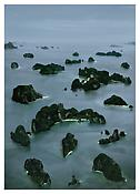 <i>James Bond Islands III</i> 2007 C-print mounted on Plexiglas in artist's frame 120 3/4 x 88 inches; 307 x 223.5 cm