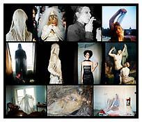 <i>Veiled</i> 2011 Chromogenic print 45 x 53 inches; 114x 135 cm