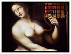 <i>Cleopatra with the asp</i> 2010 Chromogenic print 30 x 40 inches; 76 x 102 cm
