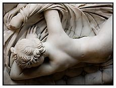 <i>Young hermaphrodite sleeping, Le Louvre</i> 2010 Chromogenic print 30 x 40 inches; 76 x 102 cm