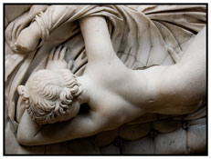 <i>Young hermaphrodite sleeping, Le Louvre</i> 2010 Chromogenic print 30 x 40 inches; 76 x 102 cm
