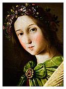 <i>St. Apollonia, Zurbarán</i> 2011 Archival pigment print 20 x 15 inches; 51 x 38 cm