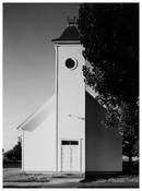 Robert Adams <I>Community Methodist Church, Bowen, Colorado</i> 1965 Gelatin silver print 19 7/8 x 15 7/8 inches; 50 x 40 cm