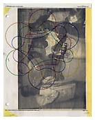 <i>Notebook 192</i> 2003-2011 Collage 11 x 8 1/2 inches; 28 x 22 cm