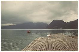 <i>Salisburgo</i> 1975 - 78 Vintage cibachrome 4 x 6 inches; 10 x 15 cm