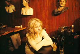 Nan Goldin <I>Cookie at Tin Pan Alley, NYC</i> 1983 Cibachrome 16 x 20 inches; 41 x 51 cm