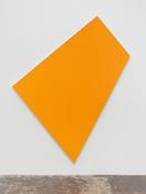 Ellsworth Kelly <I>Orange Panel</i> 1980 Oil on canvas 114 x 92 1/2 inches; 290 x 235 cm