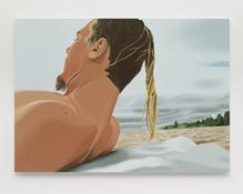 <i>Sean Number Two</i> 1996 Oil on linen 60 x 84 inches; 152.5 x 213.5 cm