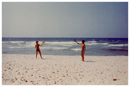 <i>Ile Rousse</i>    1976    From the series <i>Kodachrome</i>    Vintage c-print    7 1/2 x 11 3/8 inches; 19 x 29 cm