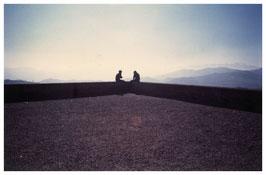 <i>Urbino</i>    1975    From the series <i>Kodachrome</i>    Vintage c-print    6 x 9 3/8 inches; 15 x 24 cm