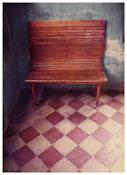<i>Guastalla</i>   1971    From the series <i>Kodachrome</i>    Vintage c-print    7 x 5 inches; 18 x 13 cm