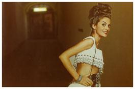 <i>Reggio Emilia</i>    1972    From the series <i>Kodachrome</i>    Vintage c-print    7 3/4 x 12 inches; 20 x 31 cm