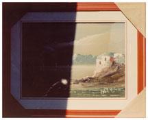 <i>Modena</i>    1975    From the series <i>Kodachrome</i>    Vintage c-print    6 5/8 x 8 1/8 inches; 17 x 21 cm
