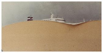 <i>Bastia</i>    1976    From the series <i>Kodachrome</i>    Vintage c-print    5 1/4 x 7 1/2 inches; 13 x 19 cm