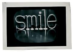 <i>Smile</i> c. 1965 Vintage silver print 4 3/4 x 7 inches; 12 x 18 cm