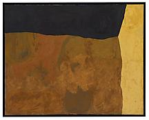 <i>Untitled</i> 1960 Oil on canvas 48 x 60 inches; 122 x 152 cm