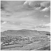 <i>Golden, Colorado</i> 1968-71 Gelatin-silver print Image: 5 7/8 x 5 7/8 inches; 15 x 15 cm Sheet: 10 x 8 inches; 25.5 x 20 cm