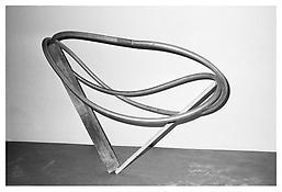 <i>Slumber Loop</i> 1984 Vintage silver print 9 1/4 x 13 inches; 24 x 33 cm