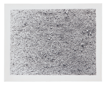 <I>Untitled (Desert)</i> 1973 Graphite and acrylic ground on paper 11 3/4 x 14 3/4 inches; 30 x 38 cm