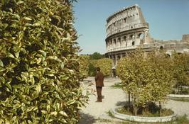 <I>Roma</i> From the series <I>Diaframma 11, 1/125 luce naturale</i> 1979 Vintage cibachrome 4 x 6 1/4 inches; 10 x 16 cm