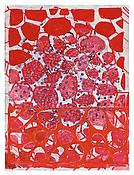 <i>Crimson Lake</i> 2013 Oil on linen 80 x 60 inches; 203 x 152 cm