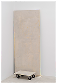 <i>Untitled</i> 2013 Hand-carved polyurethane and acrylic paint, 3 parts 76 x 33 x 27 inches; 193 x 84 x 69 cm