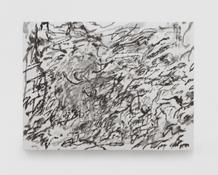 Julie Mehretu <i>Untitled</i> 2014 Ink and acrylic on canvas 32 x 40 inches; 81 x 102 cm