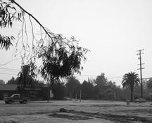 <I>Redlands, California</i> 1983 Gelatin silver print Image: 15 x 18 1/2 inches; 38 x 47 cm Sheet: 16 x 20 inches; 41 x 51 cm