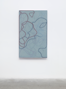 <I>Nevis Stele 4</i> 2007-2015 Oil on linen 60 x 36 inches; 152 x 91 cm