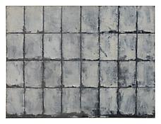 <i>Untitled</i> 1963 Oil on paper mounted on canvas 20 3/4 x 27 3/4 inches; 53 x 70 cm