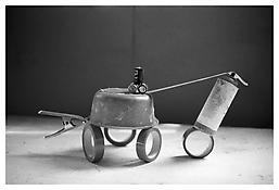 <i>Ben Hur</i> 1984 Vintage silver print 9 1/4 x 13 inches; 24 x 33 cm
