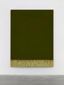 <I>Over Autumn</i> 2015 Oil on linen 96 x 72 inches; 244 x 183 cm