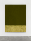 <I>Summer Square</i> 2015 Oil on linen 98 1/4 x 74 1/4 inches; 250 x 187 cm