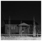 <i>Fort Collins, Colorado</i> c. 1980 Gelatin-silver print Image: 6 3/4 x 7 inches; 17 x 18 cm Sheet: 14 x 11 inches; 36 x 28 cm