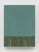 <I>Alfred's Painting</i> 2015 Oil on linen 24 x 18 inches; 61 x 46 cm