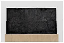 <i>0 - 9</i>, verso, 2008, White bronze, 20 1/4 x 38 1/4 x 1 5/16 inches; 51 x 97 x 3 cm