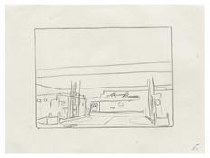 <I>Untitled (25)</i> 1996 Graphite on vellum  9 x 12 inches; 23 x 30 cm
