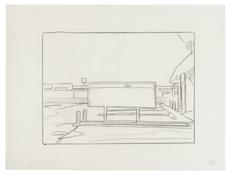 <I>Untitled (32)</i> 1996 Graphite on vellum  9 x 12 inches; 23 x 30 cm
