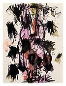 <i>Untitled II.91</i> 1991 Watercolor, ink and charcoal on paper 30 1/8 x 22 1/4 inches