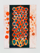 <I>Body</i>  2016 Oil, wax and resin on linen  60 x 45 inches; 152 x 114 cm