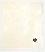 <I>Blind</i> 2016 Enamel paint on aluminum 44 1/4 x 40 inches; 112 x 102 cm