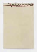 <i>61-T-2</i> 1961 Oil on canvas 31 7/8 x 21 1/4 inches; 81 x 54 cm