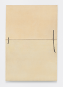 <i>61-T-15</i> 1961 Oil on canvas 47 1/8 x 31 7/8 inches; 119 x 81 cm