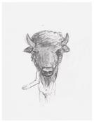 <I>11.11.15</i> 2015 Graphite on paper 12 x 9 inches; 31 x 23 cm