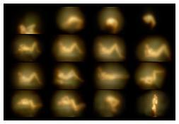 Nan Goldin <i>ShapeShifting 1</i> 2010 Cibachrome 41 1/2 x 60 1/4 inches; 105 x 153 cm