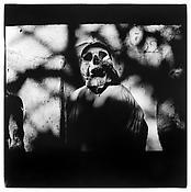 <i>Palermo Catacombs 1</i> 1963 Gelatin-silver print 14 x 10 15/16 cm; 36 x 28 cm
