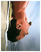 <i>Sean Number Three</i> 1996 Oil on linen 84 x 60 inches; 213 x 152 cm