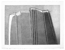 <i>Saturday Disaster</i> 1993 Graphite on paper 22 3/4 x 30 1/4 inches; 58 x 77 cm