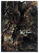 <i>Untitled X (Constable)</i> 1999 C-print mounted on Plexiglas in artist's frame 111 3/4 x 81 1/2 inches; 284 x 207 cm